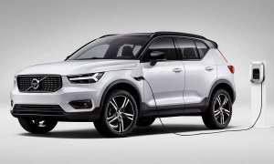 Nowa hybryda XC40 uzupełniła elektryczną ofertę Volvo
