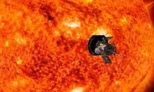 To już trzecie okrążenie Słońca najszybszej sondy