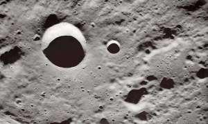 Co znajduje się pod powierzchnią Księżyca?