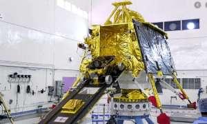 Indie straciły łączność z lądownikiem Vikram przed dotarciem do Księżyca