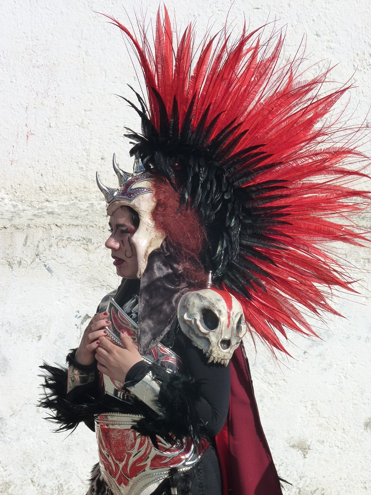 MOORS AND CHRISTIANS FESTIVAL - BENAMAUREL, ANDALUCIA, SPAIN (5/6)