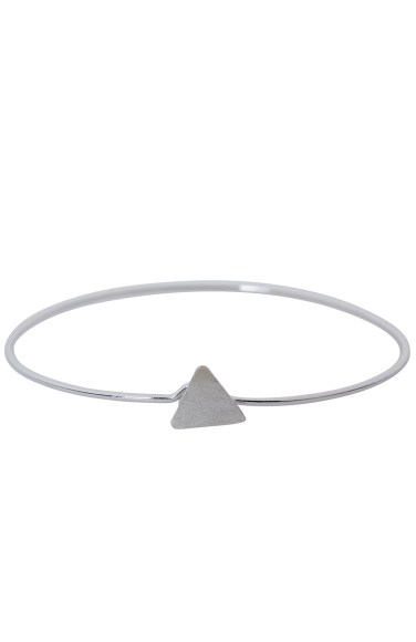 Elk Prism Bangle in silver, $35 from www.elkaccessories.com/au/