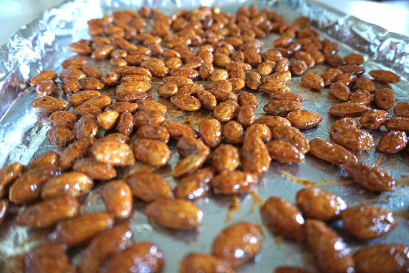 Cajun Ranch Almonds