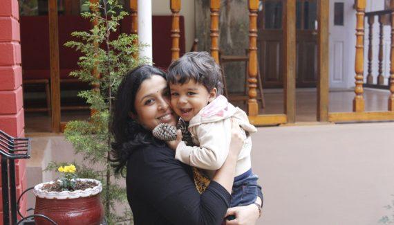 akila subramanian world breastfeeding week