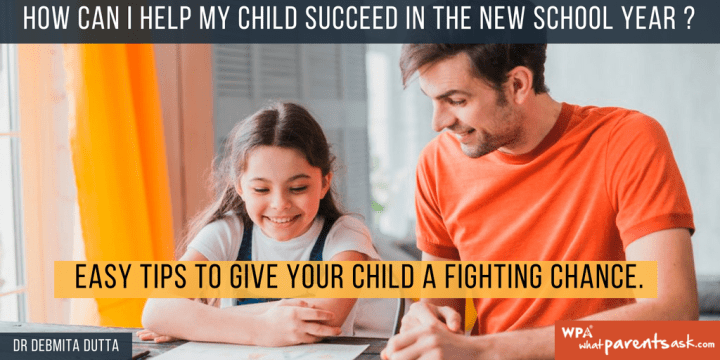 how can I help my child to do well in school