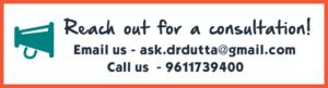 consultation by dr debmita dutta