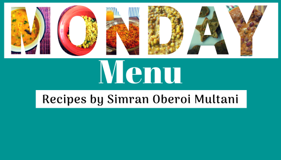 monday menu cook healthy meals every day