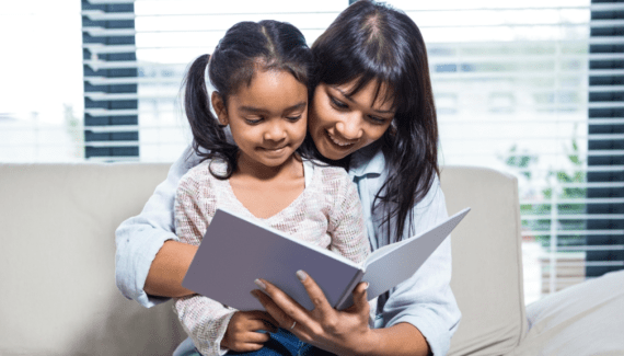How to teach a child to read at home