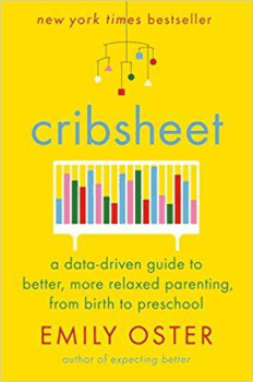 Cribsheet Pregnancy Book