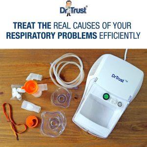 Dr Trust Bestest Plus Compressor Nebulizer