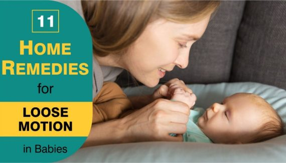 11 home remedies for loose motions in babies