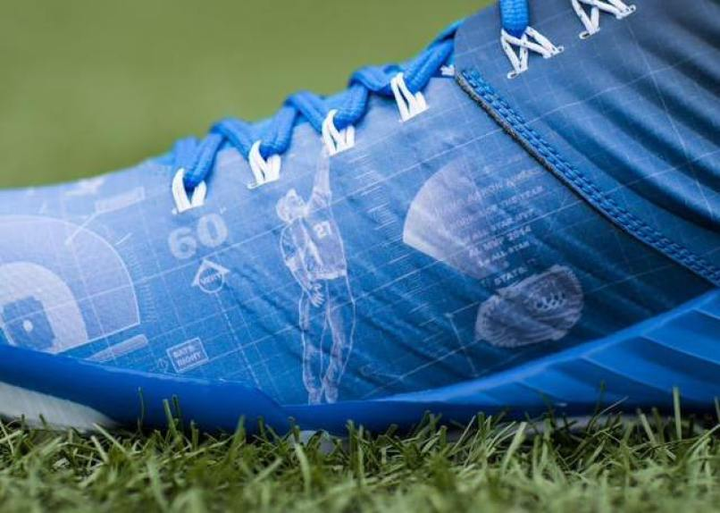 f84a1fd1cebe What Pros Wear: Diving into the Nike Lunar Trout 2 - Nike's Best ...