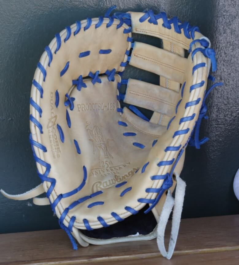Eric Hosmer Rawlings Heart of the Hide PRODCTSL-125 Glove