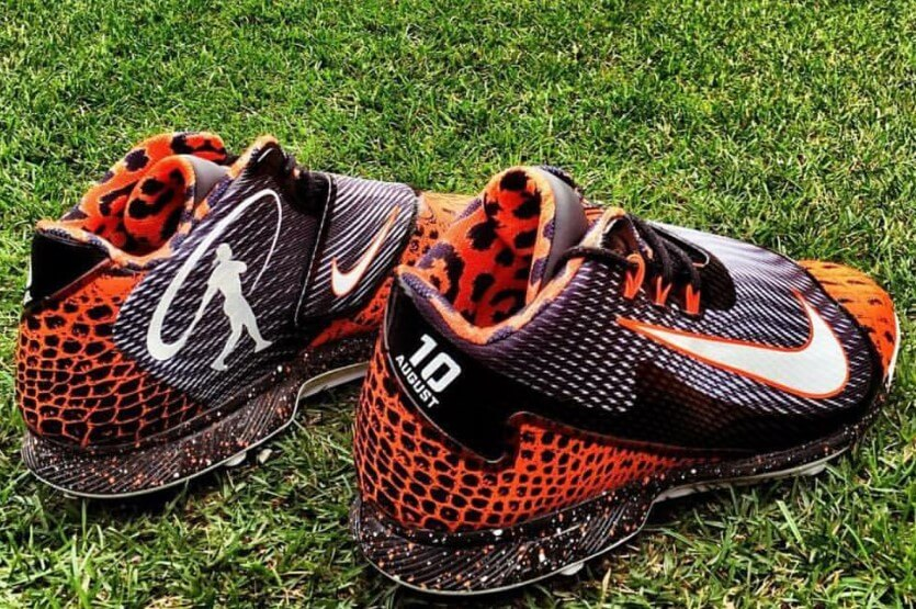 Adam Jones Nike Swingman Cleats