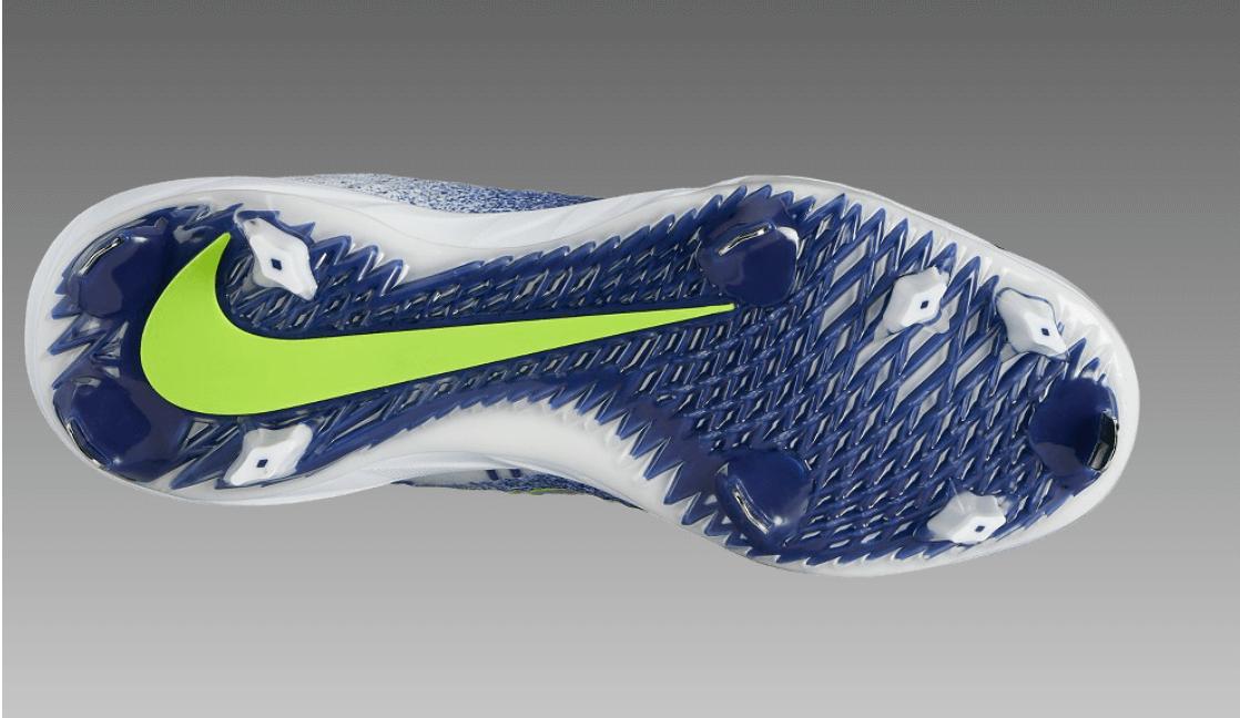 Nike Vapor Ultrafly Elite Baseball Cleats 2