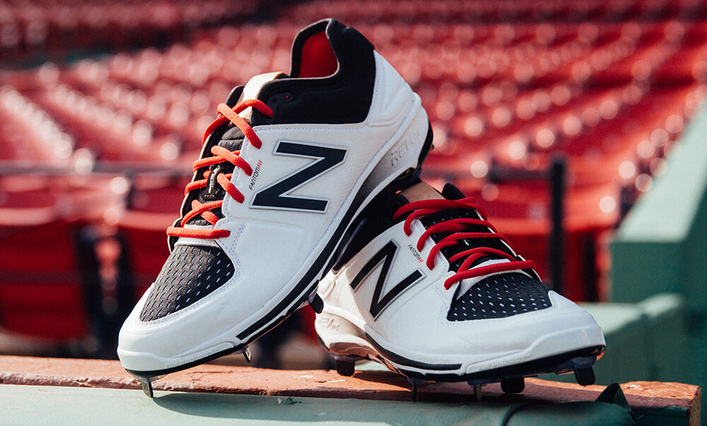 5a4c50f7a6b2 What Pros Wear: FIRST LOOK: New Balance 3000v3 Cleats (Upcoming ...