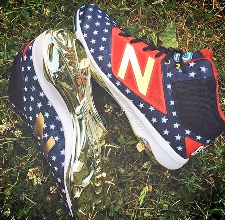 Cano Mache 4th of July Cleats