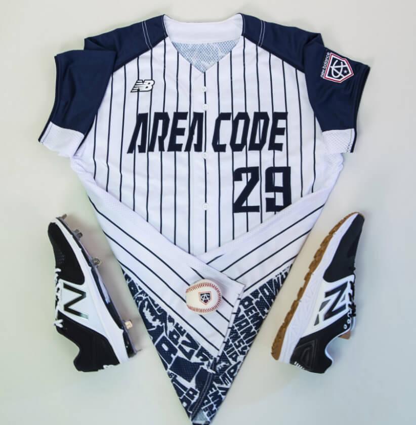 Yankees Jerseys Area Code Games