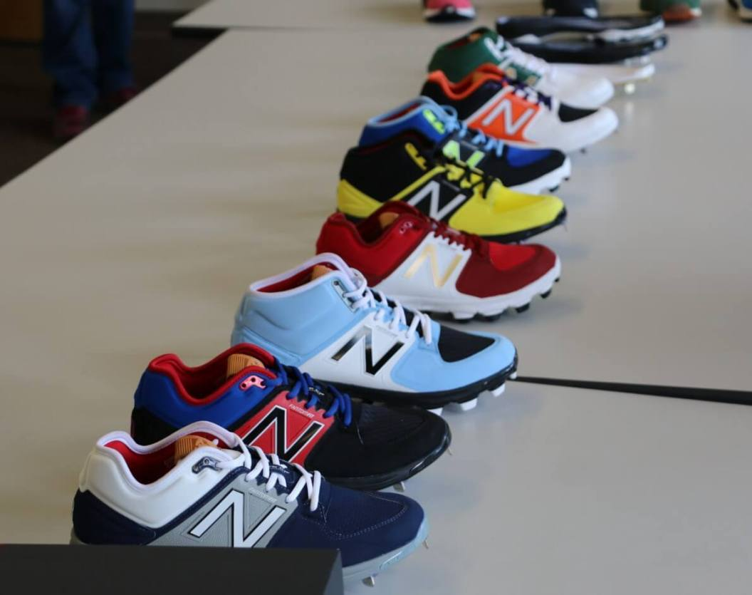 a06bfbdd2dfd New Balance now offers a fully customizable cleat, the NB1 3000V3,  available today starting at $145. It was already a beautiful cleat with  plenty of pro ...