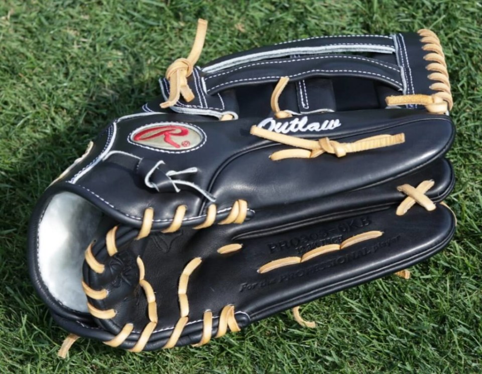 Kevin Kiermaier Rawlings Pro Preferred PRO303-6KB Glove
