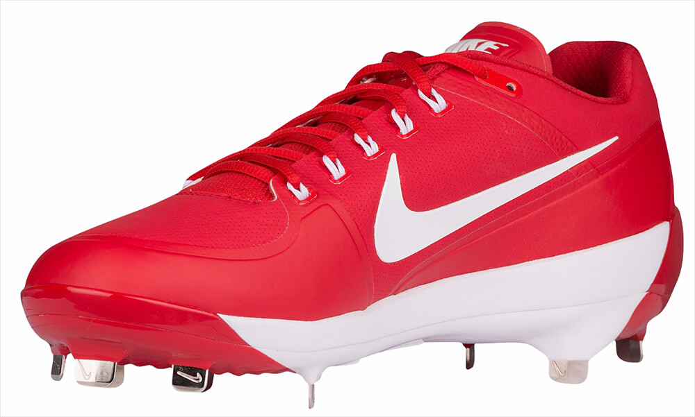 Nike Air Clipper Cleats Red