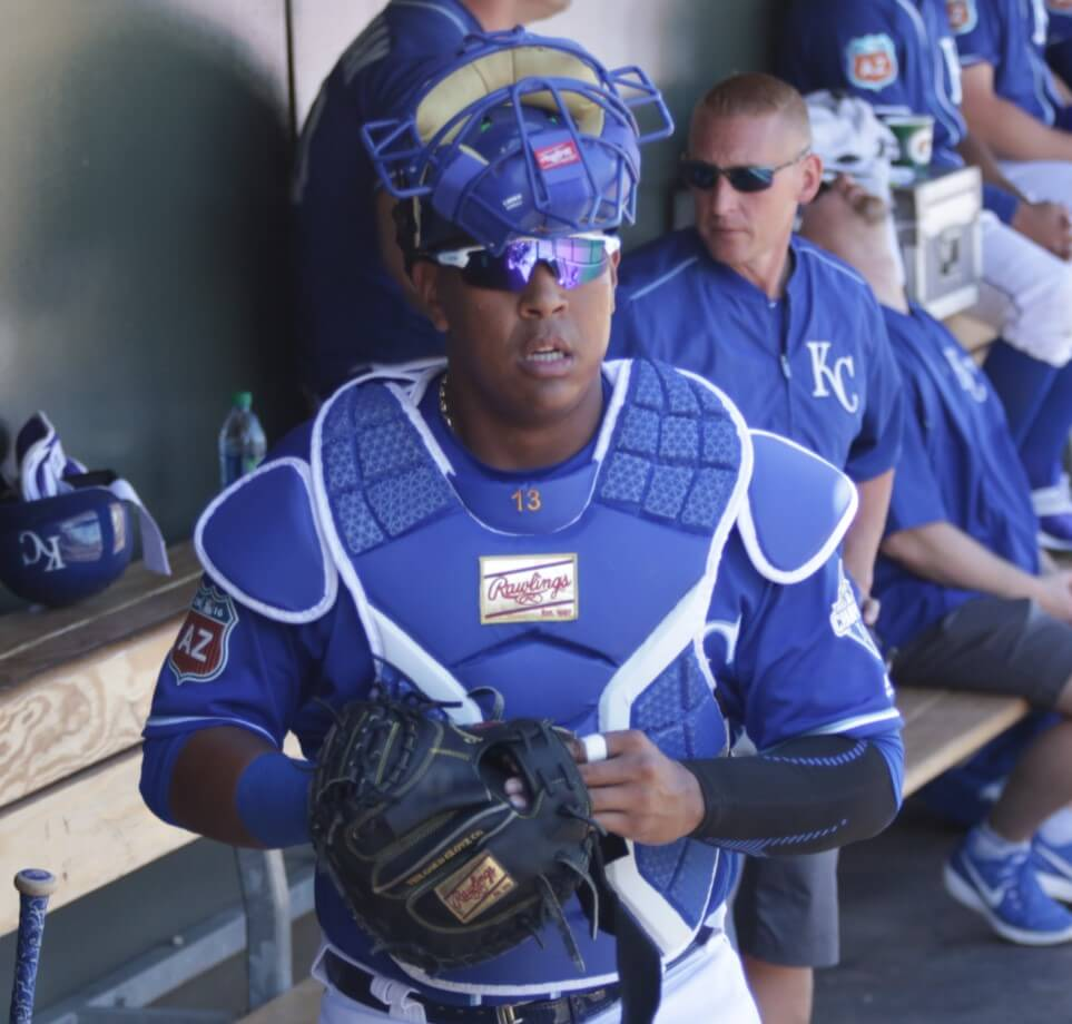 Salvador Perez Rawlings Gear