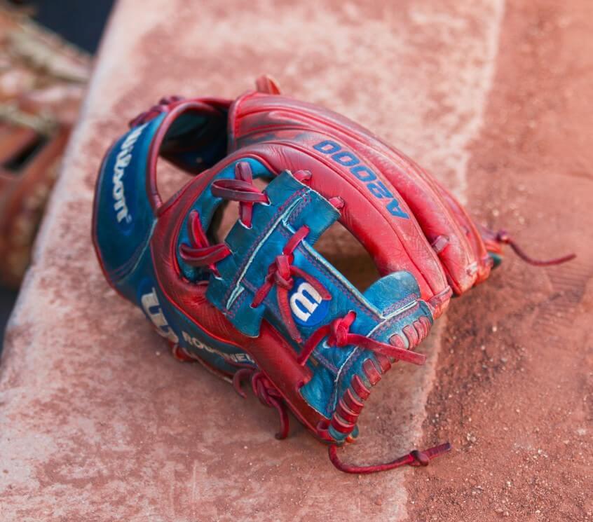 Rougned Odor Wilson A2000 Glove