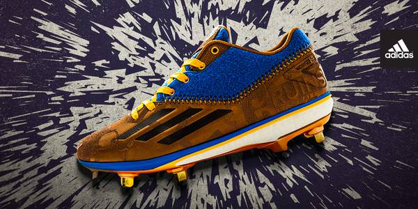 adidas Energy Boost Icon Jackie Robinson Day 2015 https://twitter.com/adidasBaseball/status/588786887520686080