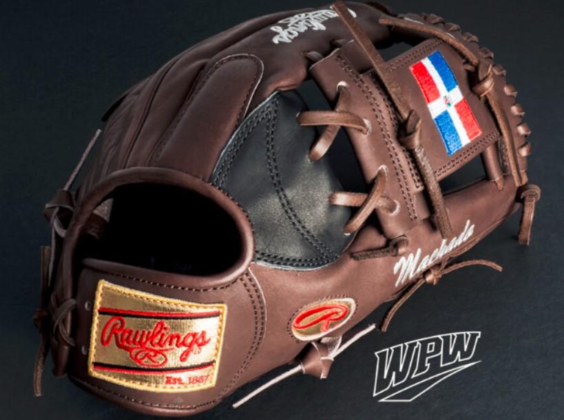 Manny Machado Brown WBC Glove