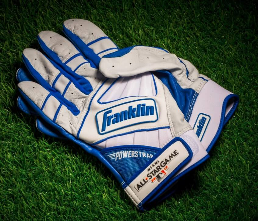 Mike Moustakas ASG Batting Gloves