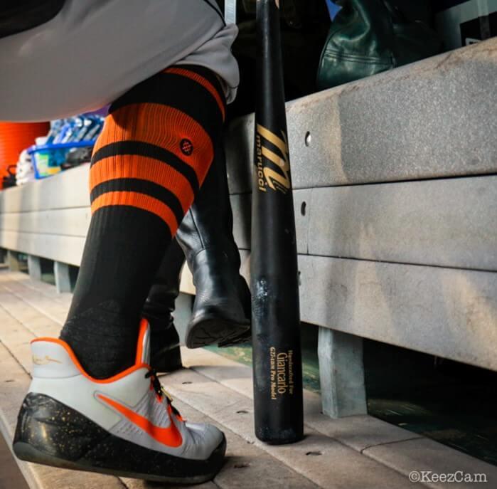 Giancarlo Stanton Stance Socks