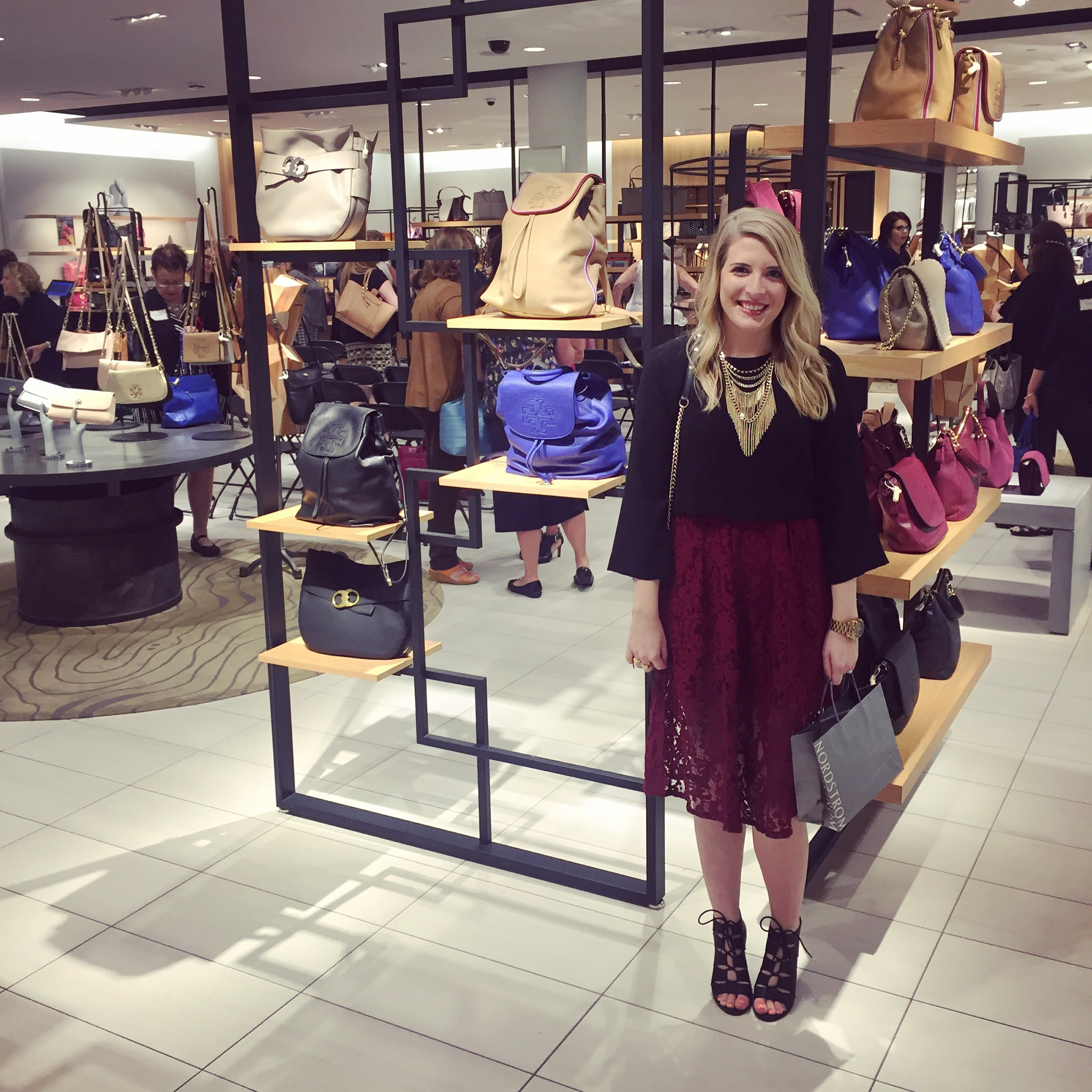 Nordstrom Fall Fashion Event