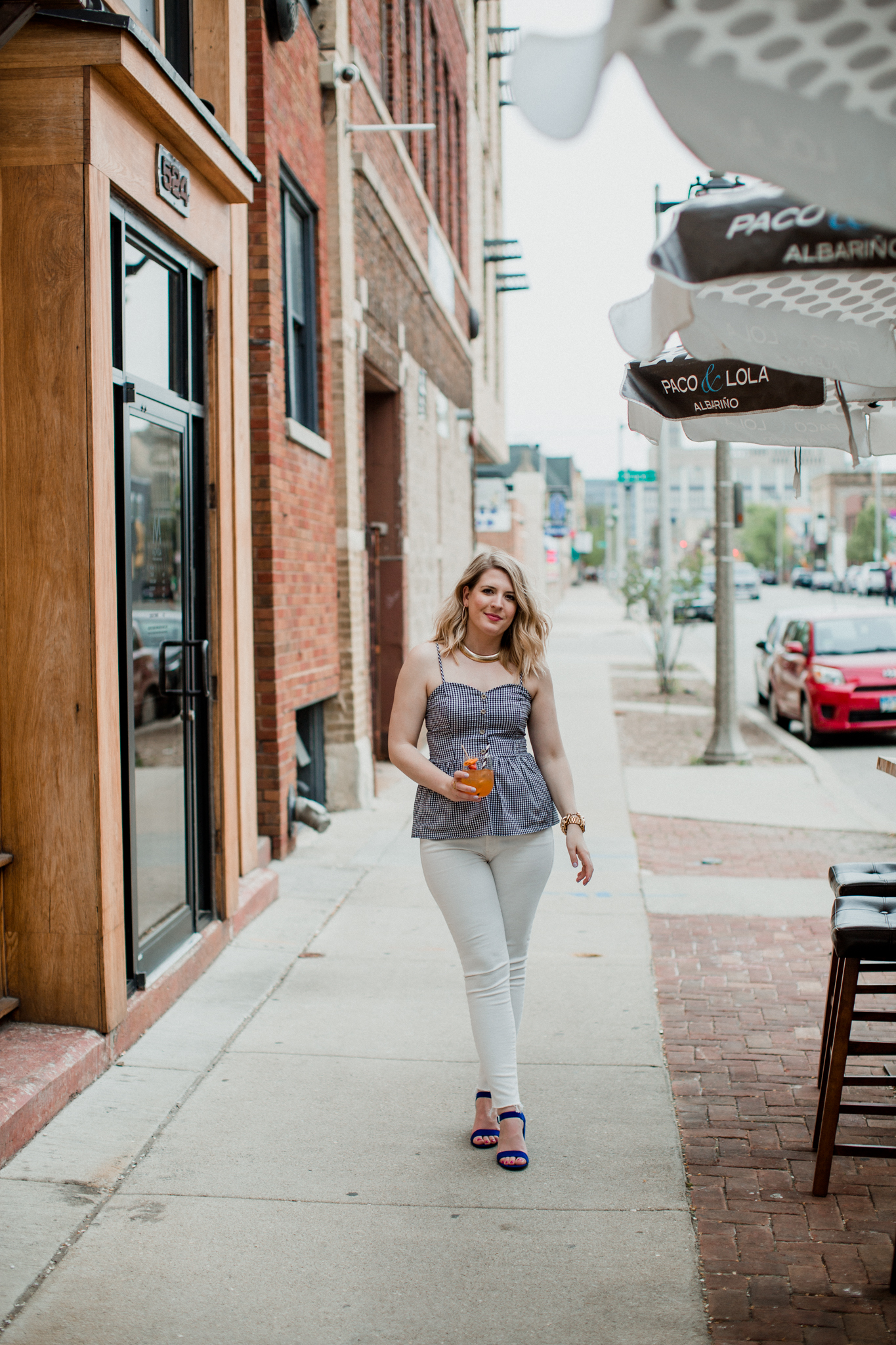 Milwaukee Moments at Movida: The Perfect Happy Hour Outfit