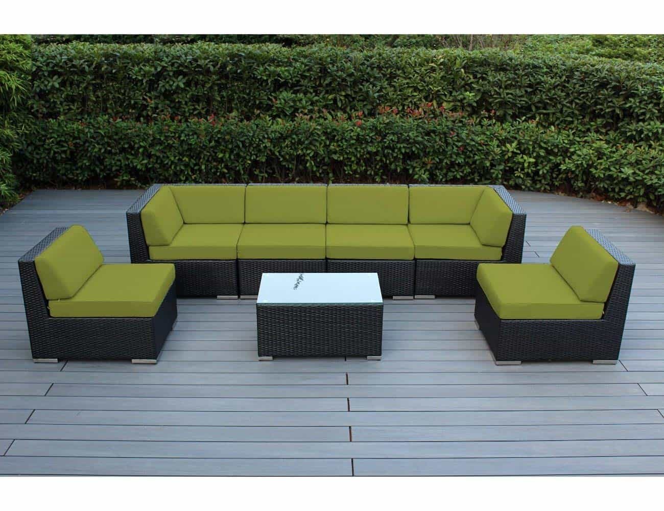 BEST OUTDOOR PATIO FURNITURE CONVERSATION SET