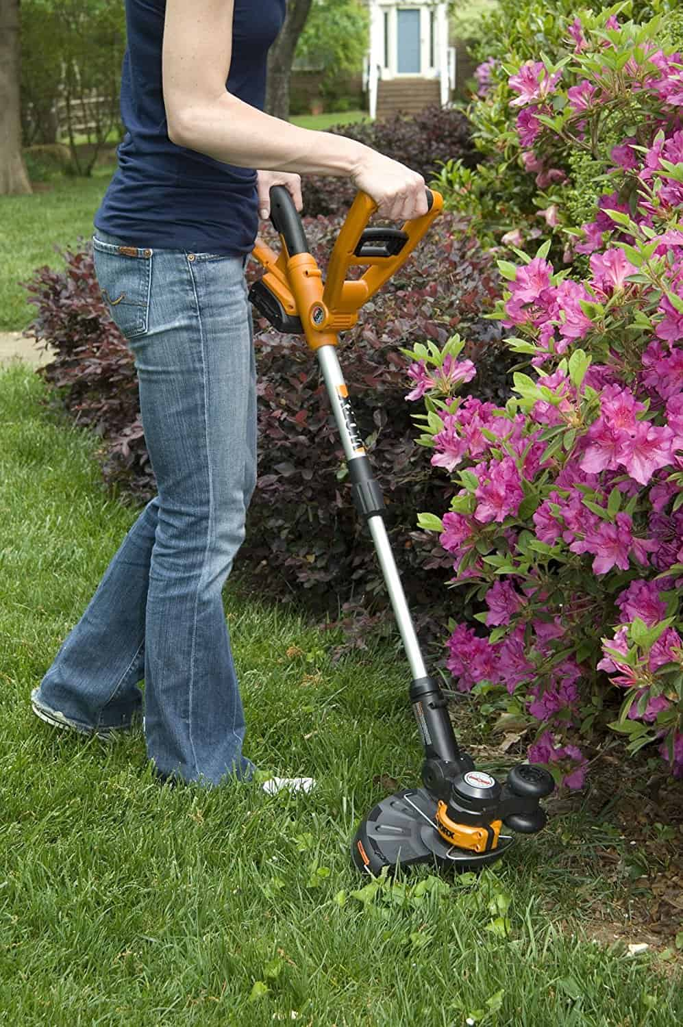TOP 10 CORDLESS BATTERY STRING TRIMMERS