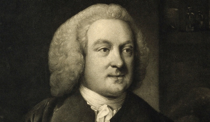John Hadley worked with Ben Franklin on a series of  air conditioning eperiments in 1758.