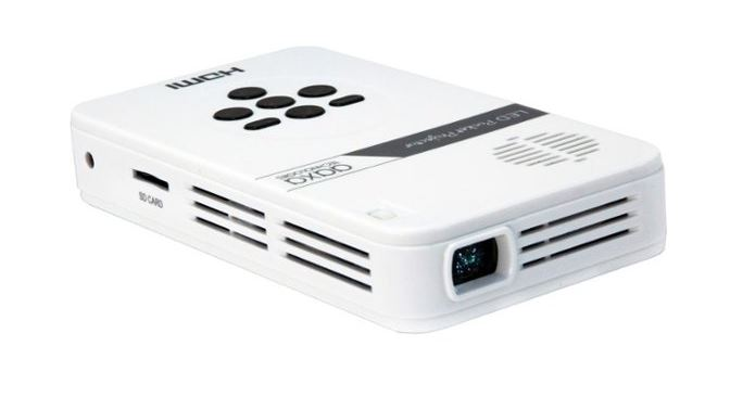 THE BEST MINI PROJECTOR FOR IPHONE