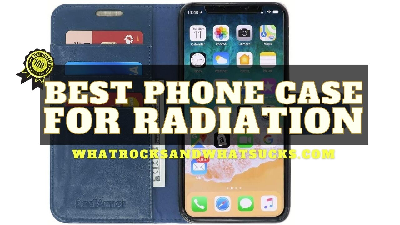 PHONE CASE FOR RADIATION