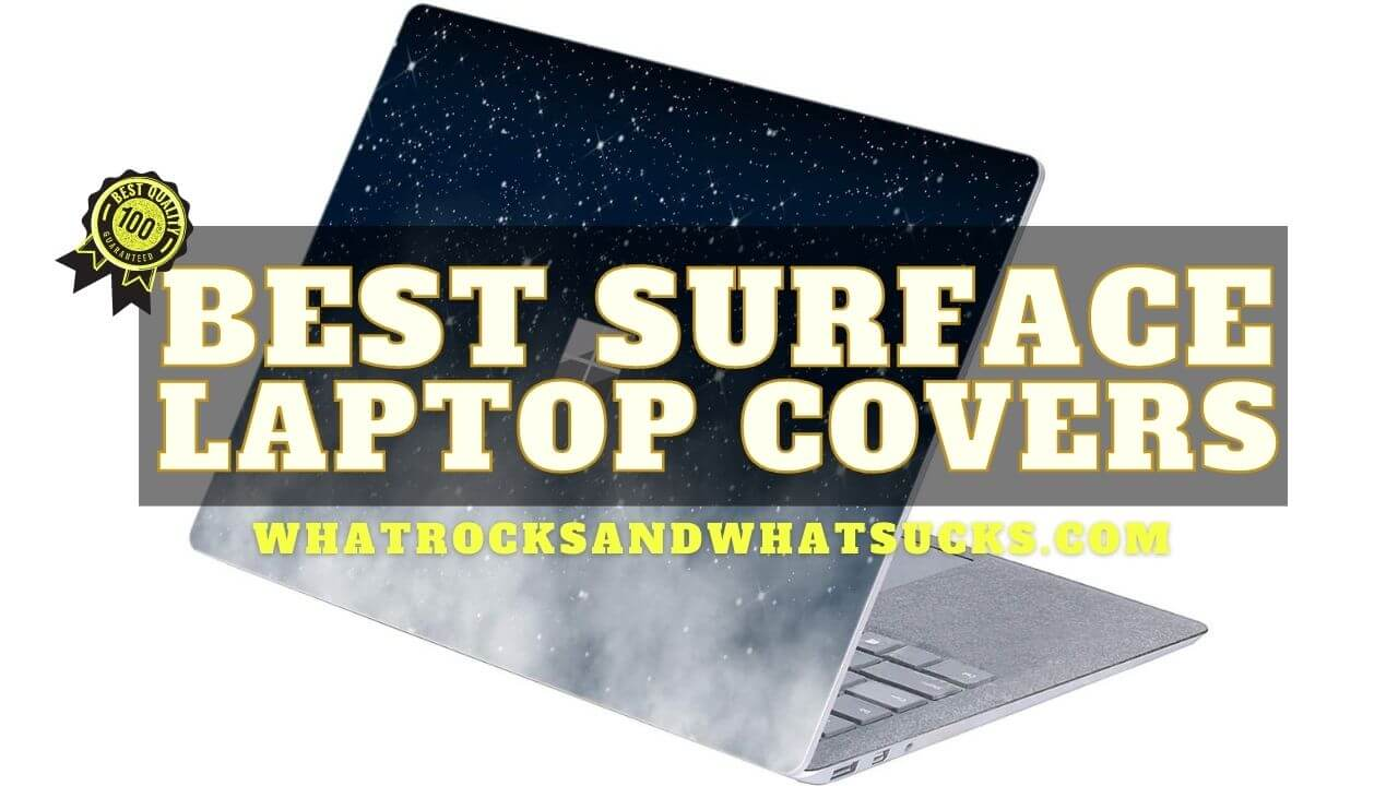 SURFACE LAPTOP COVERS