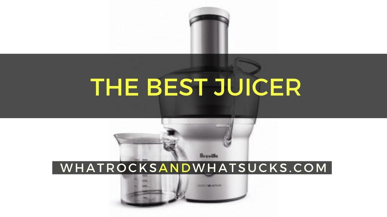 BEST JUICER MACHINE