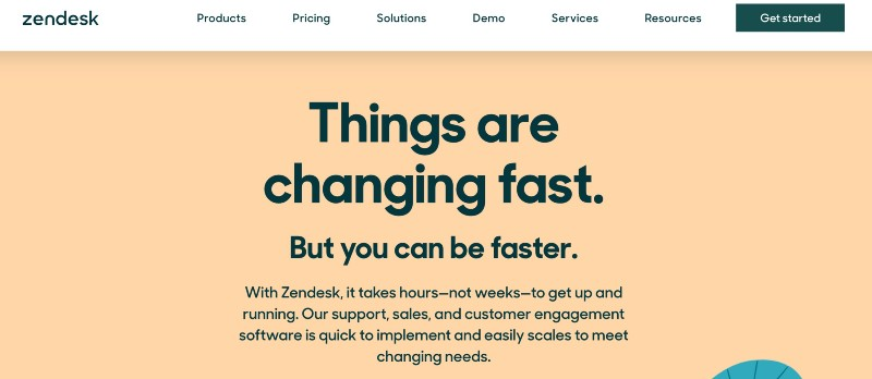 zendesk - Live Chat Software for Customer Service