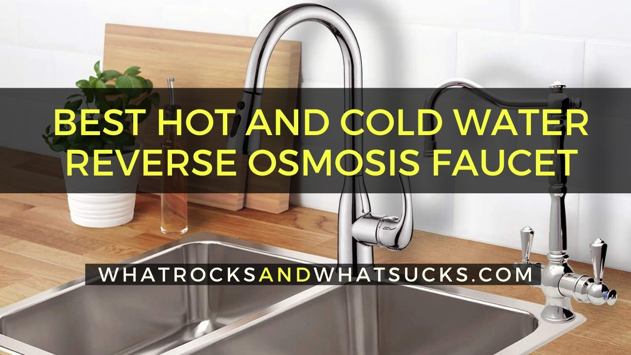 BEST HOT AND COLD WATER REVERSE OSMOSIS FAUCET