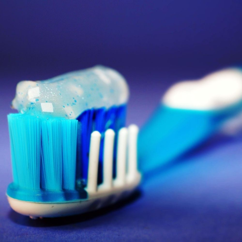 Fluoride is mostly used in toothpaste