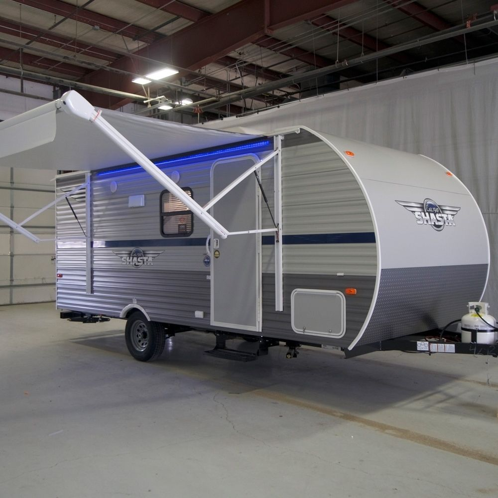 Shasta Oasis 18BH Travel Trailer