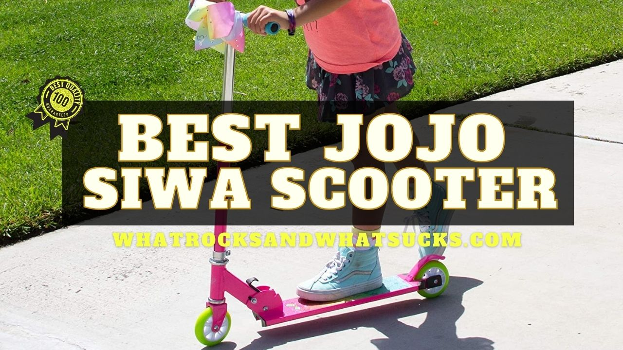 JOJO SIWA SCOOTER