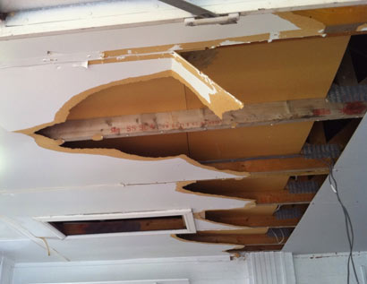 plasterboard-removal