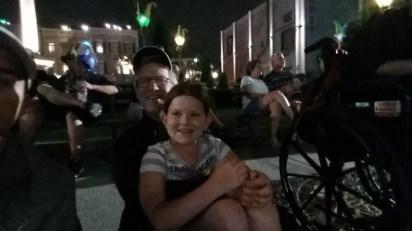 Ellie and Pop