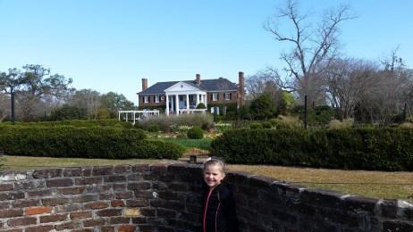 Boone Hall Plantation Home