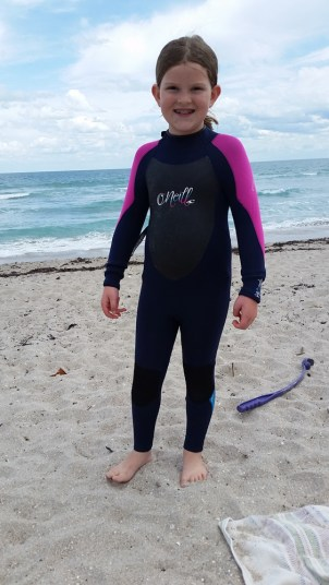 Ready for the ocean