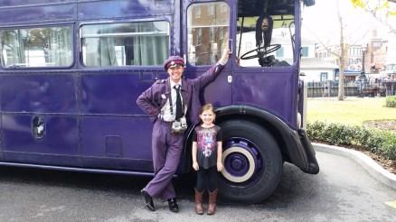Triple Decker Bus